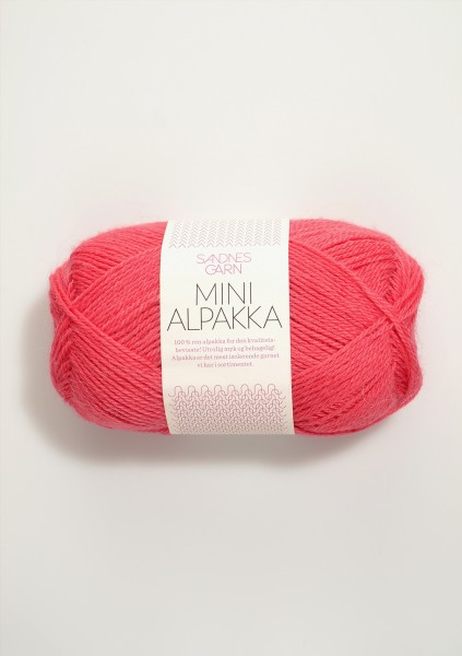 Sandnes Garn - Mini Alpakka - 4207