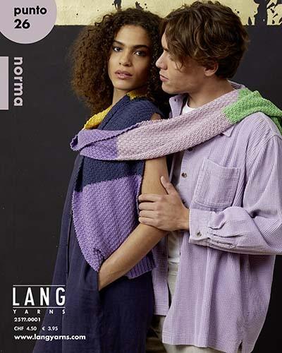 Lang Yarns - Punto 26 norma
