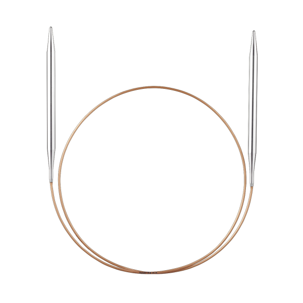 addi - Rundstricknadel - 8,0 mm in 60 cm