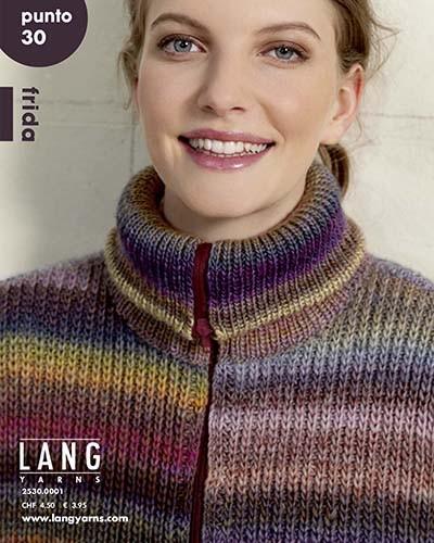 Lang Yarns - Punto 30 - Frida