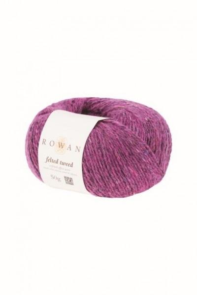 Rowan Felted Tweed-Peony
