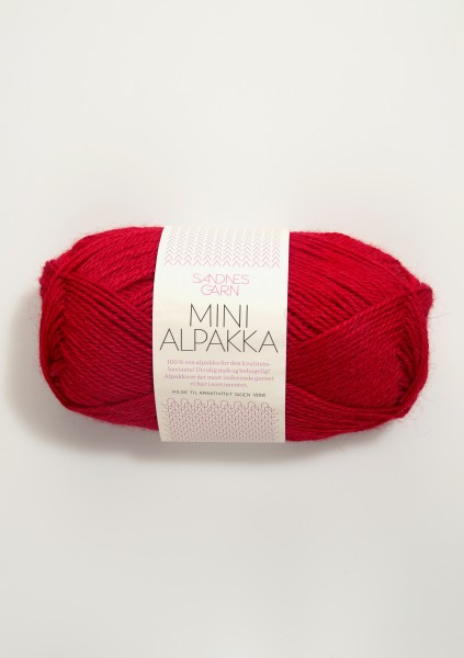 Sandnes Mini Alpakka 4219
