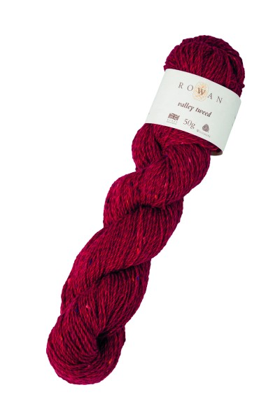 Rowan Valley Tweed - Wolds Poppy - 00107