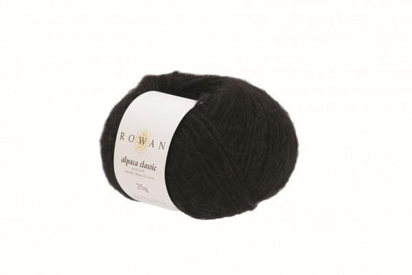 Rowan Alpaca Classic-Noir