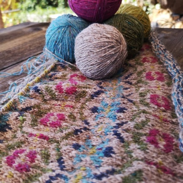 Workshop - Fair Isle stricken - 16. Januar 2021