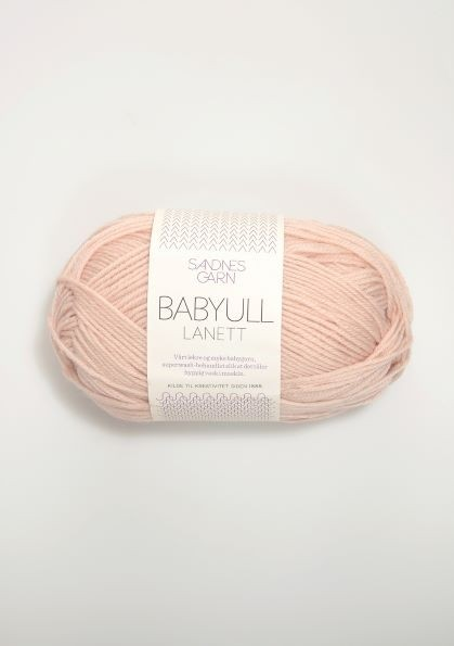 Sandnes Garn - Babyull Lanett - 3511