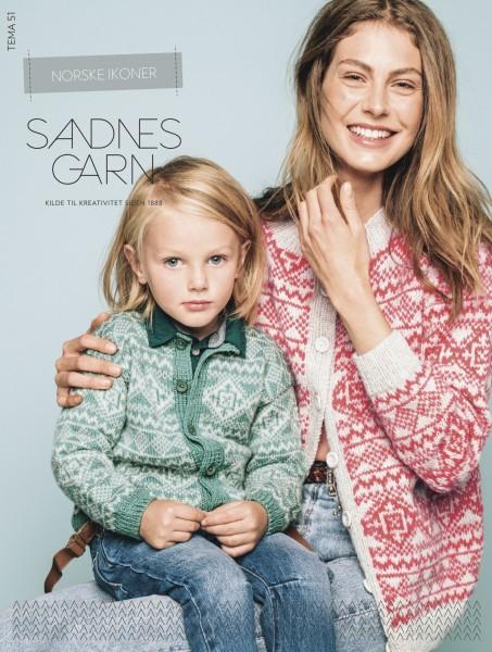 Sandnes Garn - Norske Ikoner - Tema 51