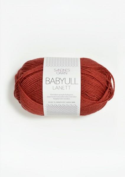 Sandnes Garn - Babyull Lanett - 4035