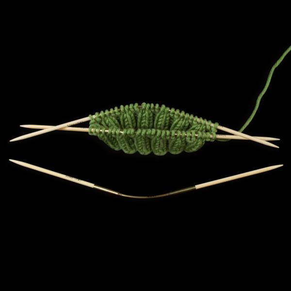 addiCraSyTrio Bamboo 3,25 mm bei 24 cm