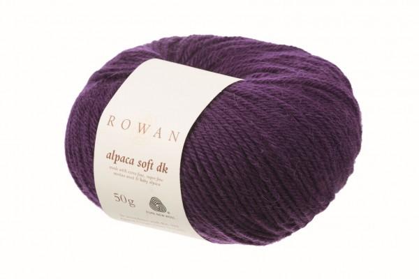 ROWAN Alpaca Soft DK - Autumn Purple
