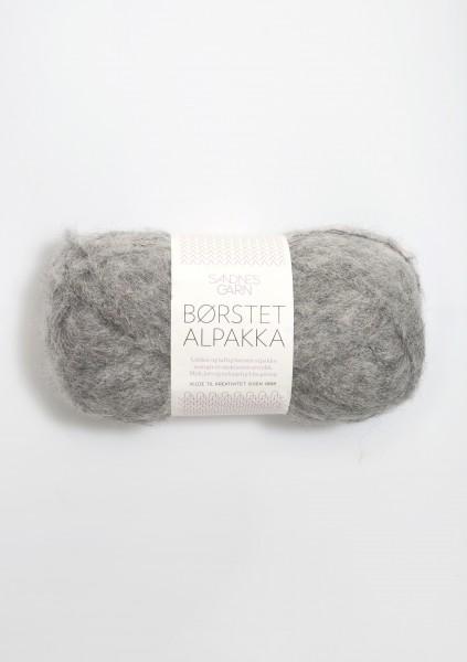 Sandnes Garn - Borstet Alpakka - 1042