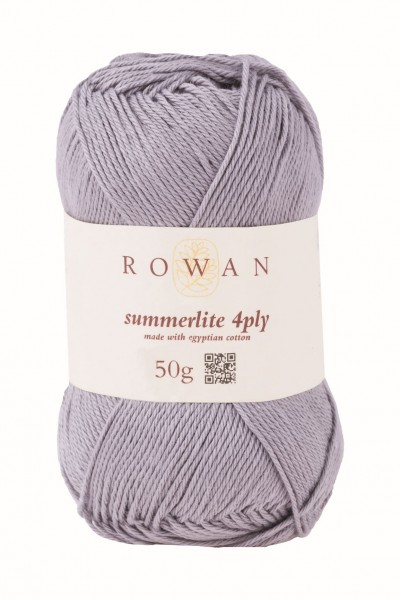 Rowan Summerlite 4ply - Still Grey