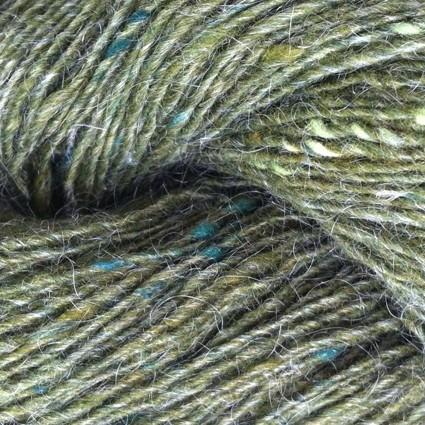 Isager Tweed - Moss