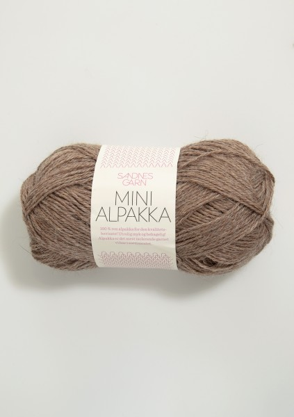 Sandnes Mini Alpakka 3151