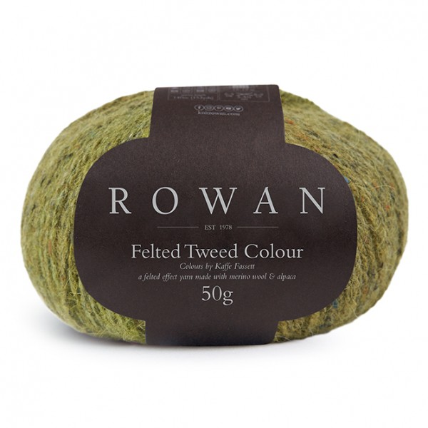 Rowan Felted Tweed Colour - Chartreuse- 028