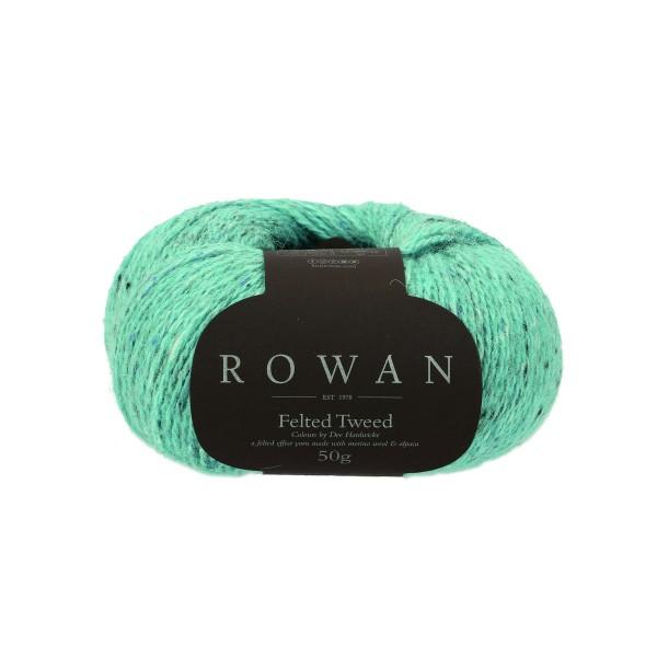 Rowan Felted Tweed Winter Blue - 00803