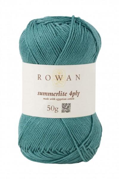 Rowan Summerlite 4ply - Aqua