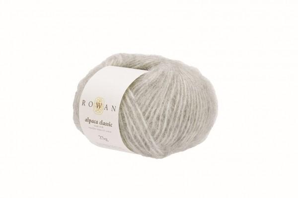 Rowan Alpaca Classic-Feather Gray Mélange