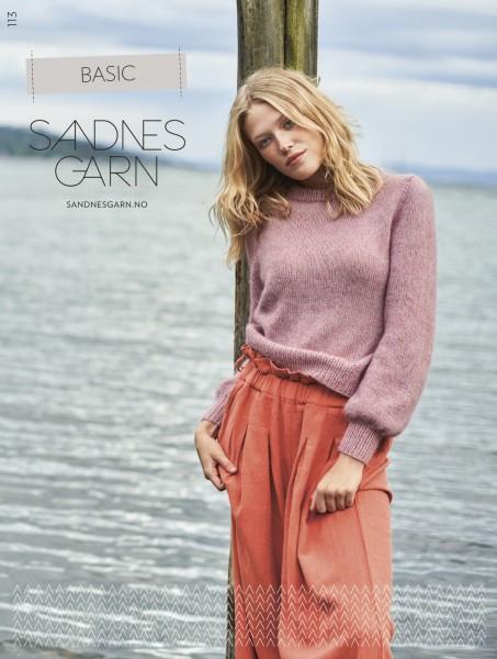 Sandnes Garn Anleitung - 113