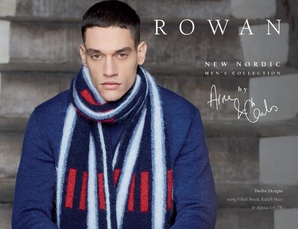 New Nordic Men's Collection - Rowan