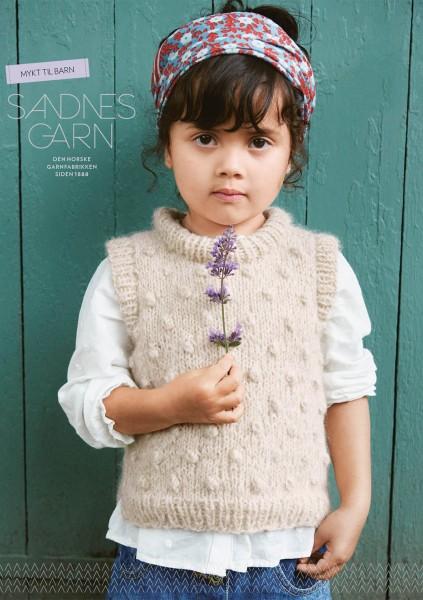 Sandnes Garn - Mykt Til Barn - 2012