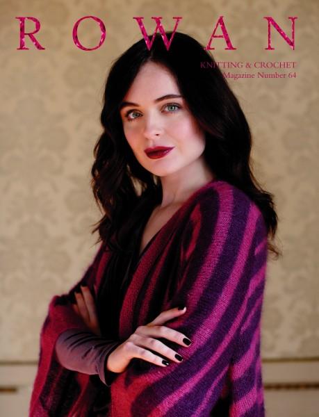 Rowan Knitting & Crochet Magazine Number 64