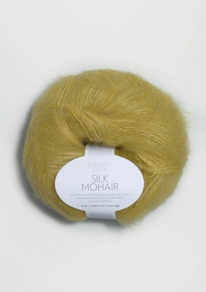 Sandnes Garn - Silk Mohair - 2024
