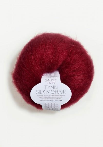 Sandnes Garn - Tynn Silk Mohair - 4236 - Dyp-rod