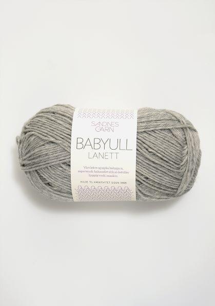 Sandnes Garn - Babyull Lanett - 1032