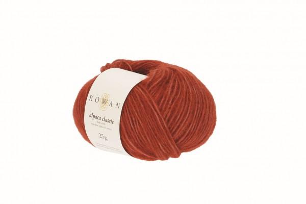 Rowan Alpaca Classic-Copper Clay