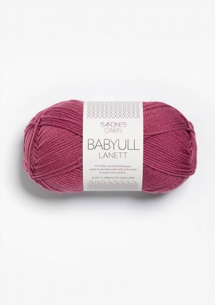 Sandnes Garn - Babyull Lanett- 4244