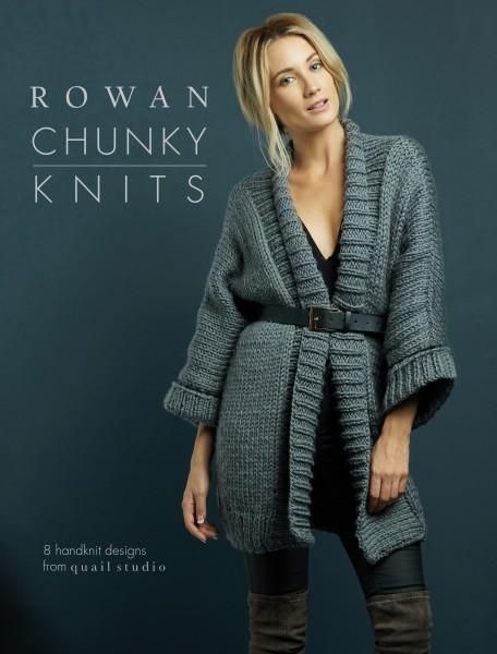 Rowan Chunky Knits - Magazin