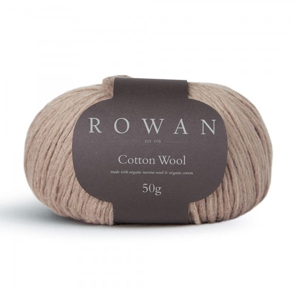 ROWAN Cotton Wool - Mushy - 00202