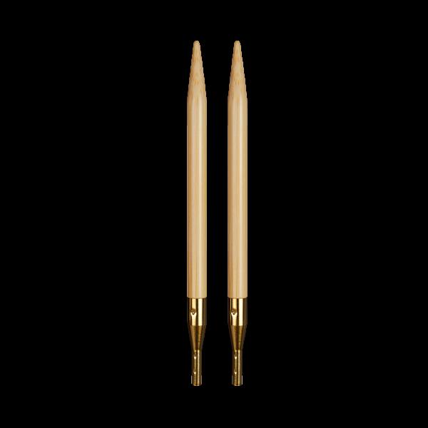 addiClick Bamboo Nadelset 3,75 mm ohne Seil