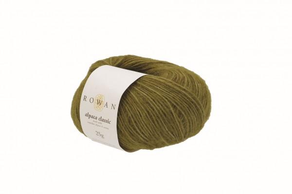 Rowan Alpaca Classic-Green Moss
