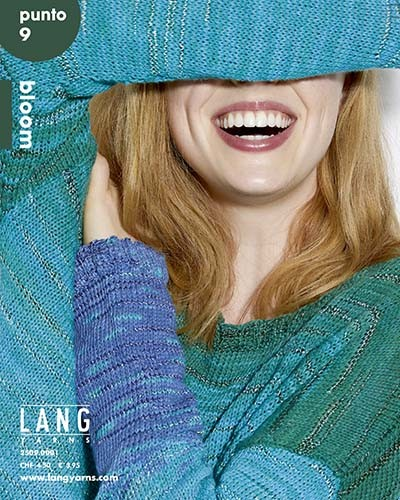 Lang Yarns - Punto 9 bloom