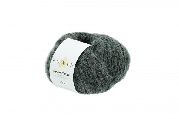 Rowan Alpaca Classic - charcoal melange