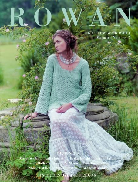 Rowan Magazine Nr. 43