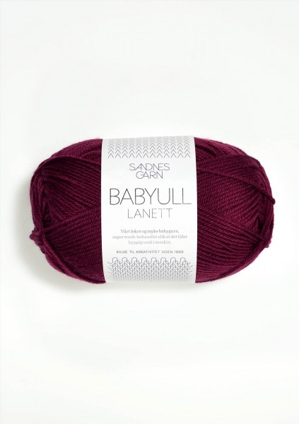 Sandnes Garn - Babyull Lanett - 4345