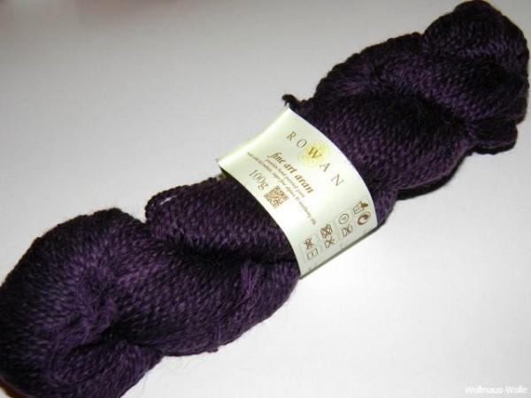 Rowan Fine Art Aran 006 purple