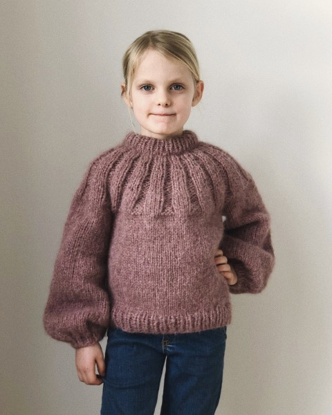 PetiteKnit - Sunday Sweater Junior
