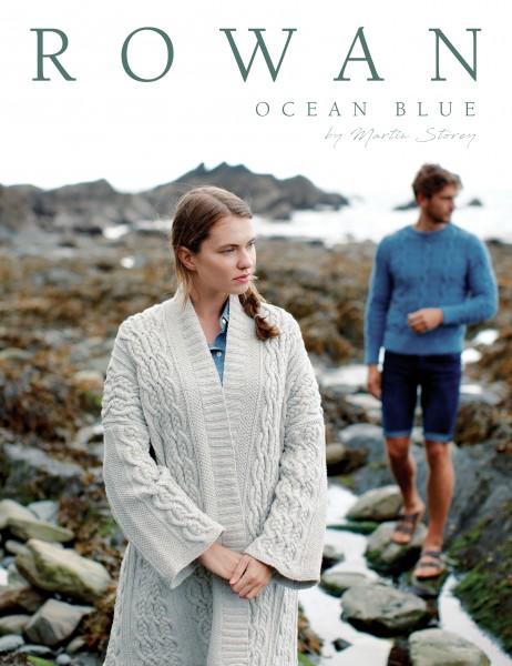 Rowan Ocean Blue by Martin Storey