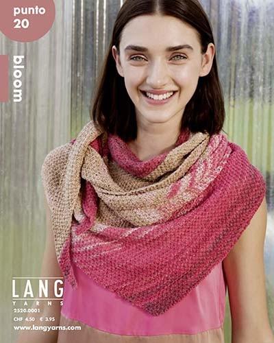 Lang Yarns - Punto 20 bloom