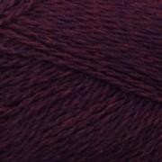 Isager Highland Wool - Wine