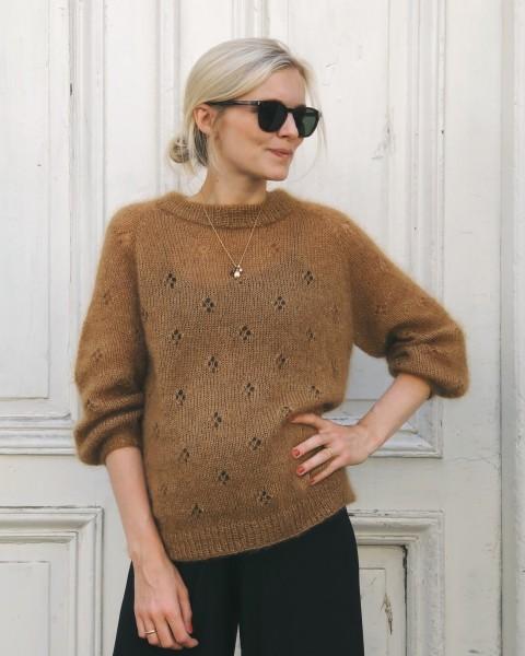 PetiteKnit - Fortune Sweater