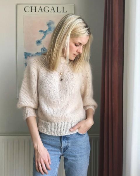 PetiteKnit Saturday Night Sweater