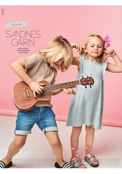 Sandnes Garn - Sommer Kids - 2105