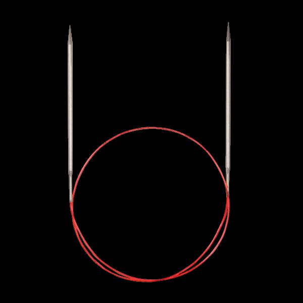 addi - Feinstricknadel 6,0 mm in 80 cm