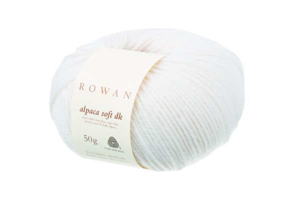 ROWAN Alpaca Soft DK - 00201