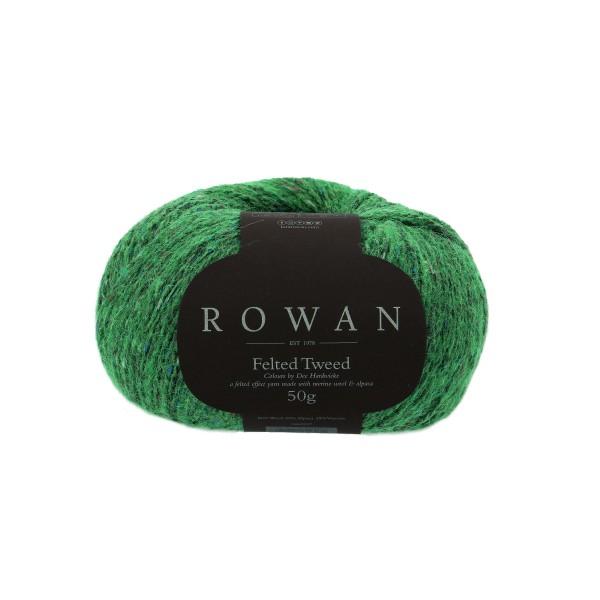 Rowan Felted Tweed Hillside Green - 00801